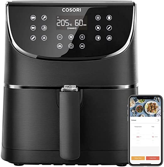 COSORI Smart WiFi Air Fryer 5.5L Cheap Fryer For Home
